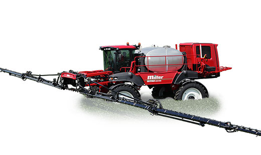 Nitro 5000 And 6000 Series Miller Self Propelled Sprayers